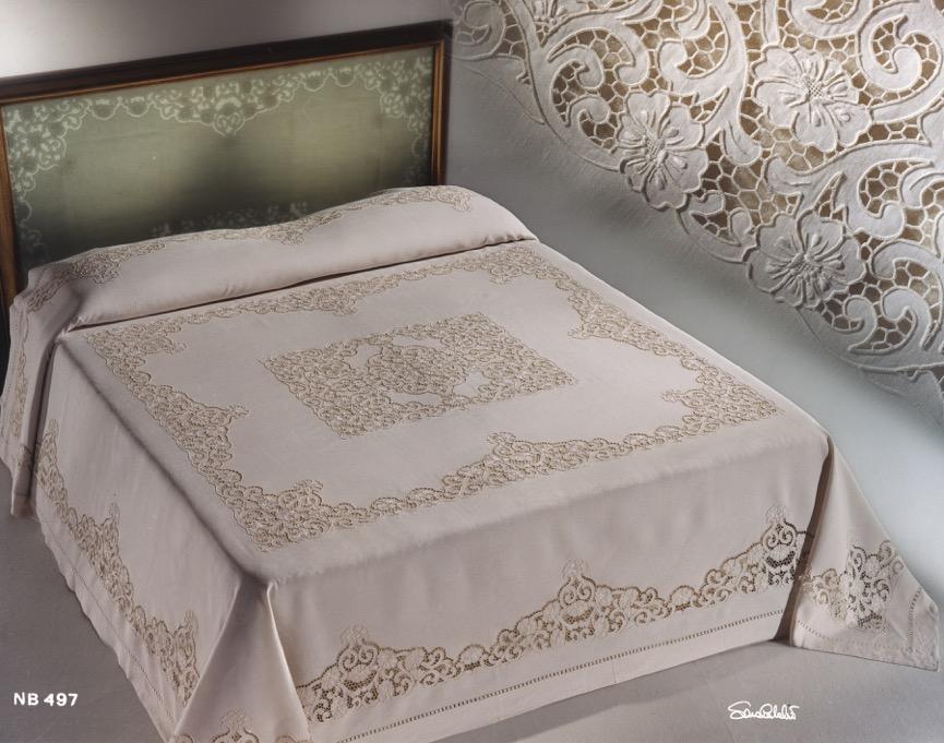 Coperte ricamate a intaglio sanotint light tabella colori - Coperte da letto ...