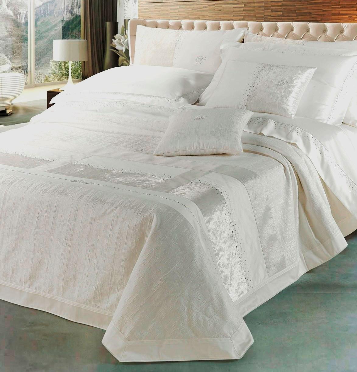 Aurora coordinato letto david home moderni luxury e - Biancheria casa lusso ...