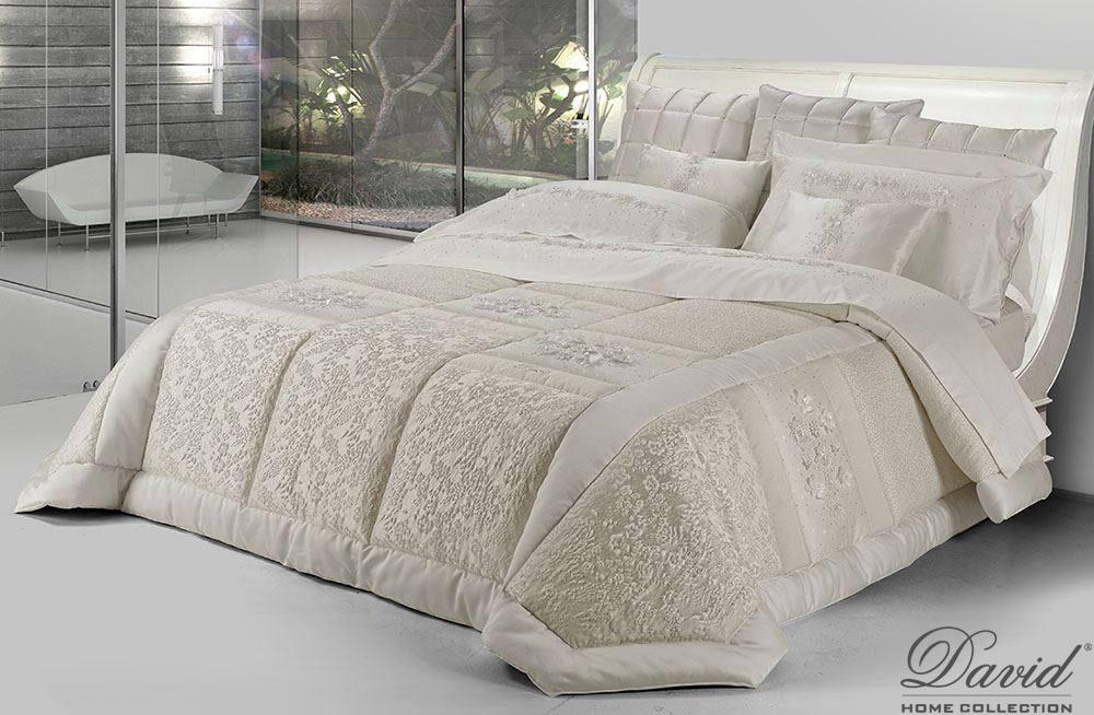 Trapunta divina david home moderne centro corredi grillo - Coperte da letto ...