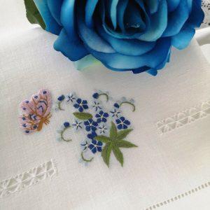 Asciugamani lino Bellora